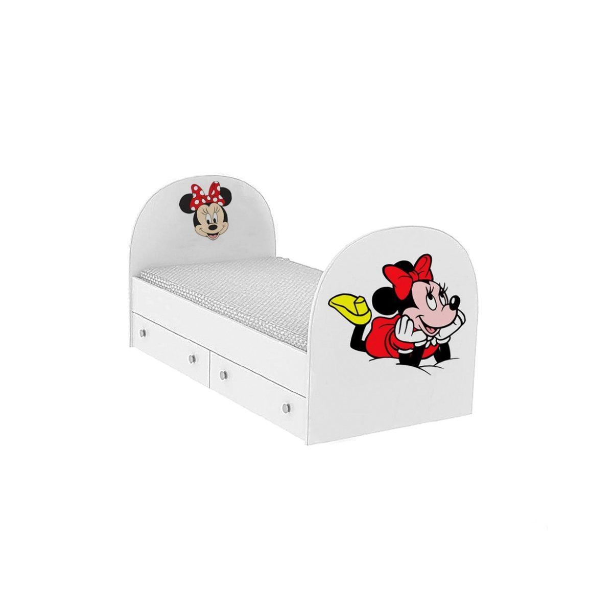 """Кровать """"Микки Маус"""""""