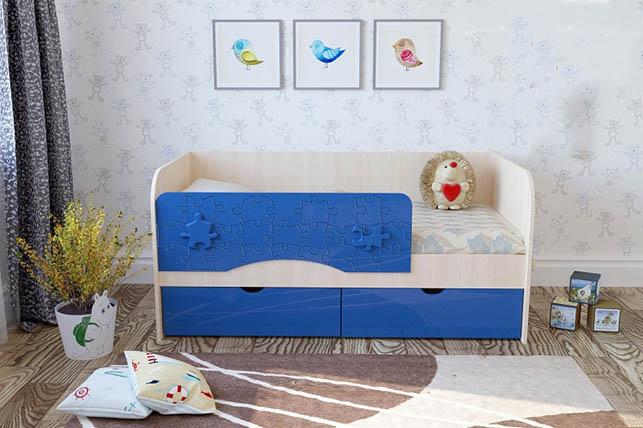 кровать Пазлы