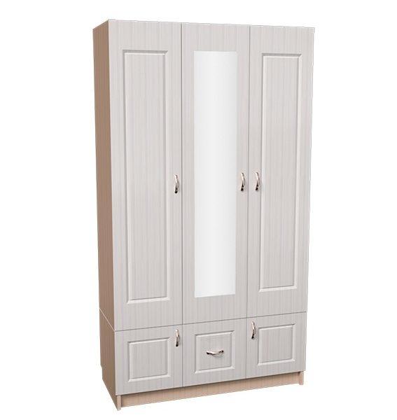 шкаф 3х дверный Лилия