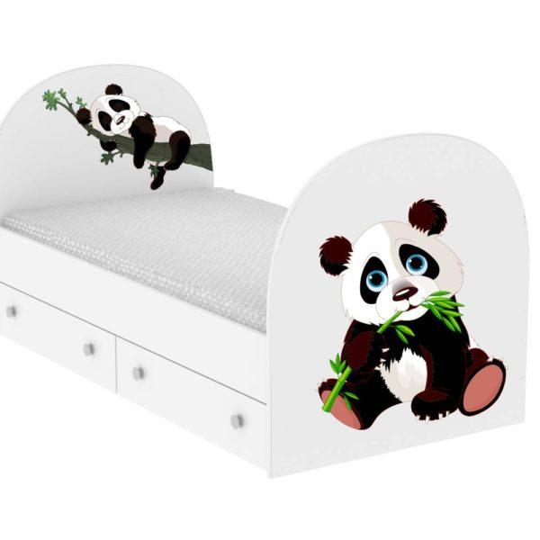 кровать панда 2