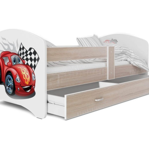 кровать с фотопечатью скорость