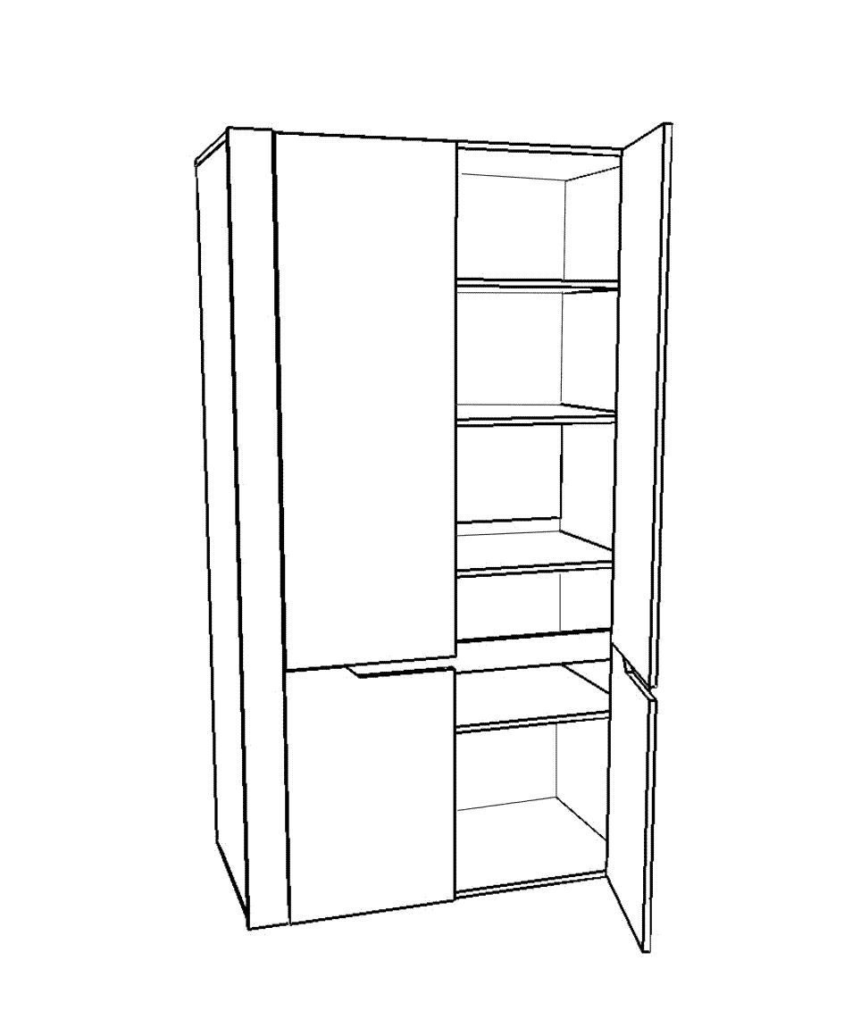 шкаф глэйс